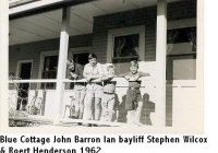 8 Blue Cottage Boys 1962