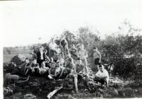 13 Miss Love,Brown Cottage Boys Sugar Loaf March,1939