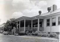 Canonbar Cottage.