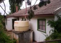 Corinda Cottage Back Door