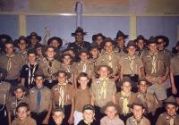 45 Fairbridge Boy Scouts