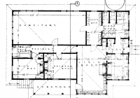 Floor Plan Cottage.  5