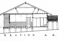 Section A A of Molong, Gowrie & Brown.