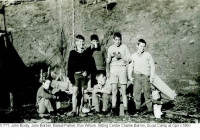 Scout Camp at Ophir