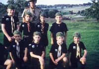 The Cub Pack 1959