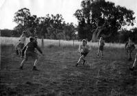 1155 John Bishop Playing Football