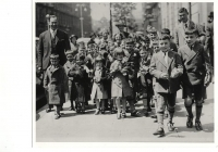 Mr Woods with Strathnaver Party 7th July,1939