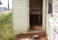 Back Door to Goldsborough Cottage