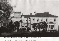 B1 Court Lodge. John Howard Mitchell House 1951