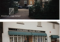 V1 Knockholt Village School & Store 1997