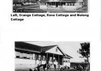 14 Molong & Brown Cottages