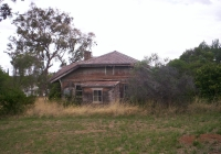 New Cottage Back Porch
