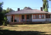 Orange Cottage Front View