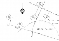 6 Site Plan Cottages No4 qw& 5