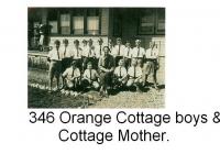 Orange Cottage Boys Cottage Mother
