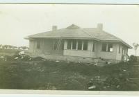 Orange Cottage Under Construction