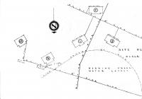 6 Rose Cottage Site Plan, Feb, 1938.