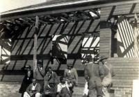 8 Rose Cottage Under Construction, 1938